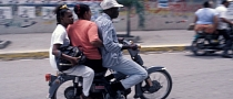 Motorcycle Death Rate in the Dominican Republic the World's Second Highest