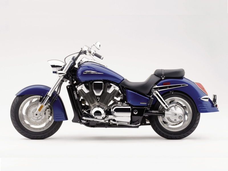 Honda VTX1800 Family Has 4 Models