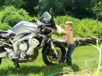 NOT an actual bikewash...