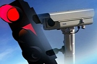 Red light camera in Kansas