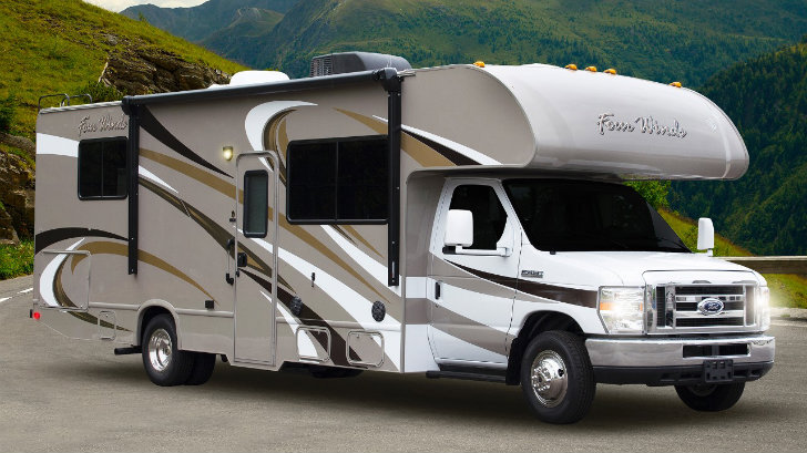 Beautiful DENVER  With Gas Prices Remaining Near Historic Lows, The Economy On The Rebound For Many Households, And Interest Rates Near Rock Bottom, Millions Of Americans Will Be Hitting The Road This Year In New RVs  ROAD TRIP USAWhat