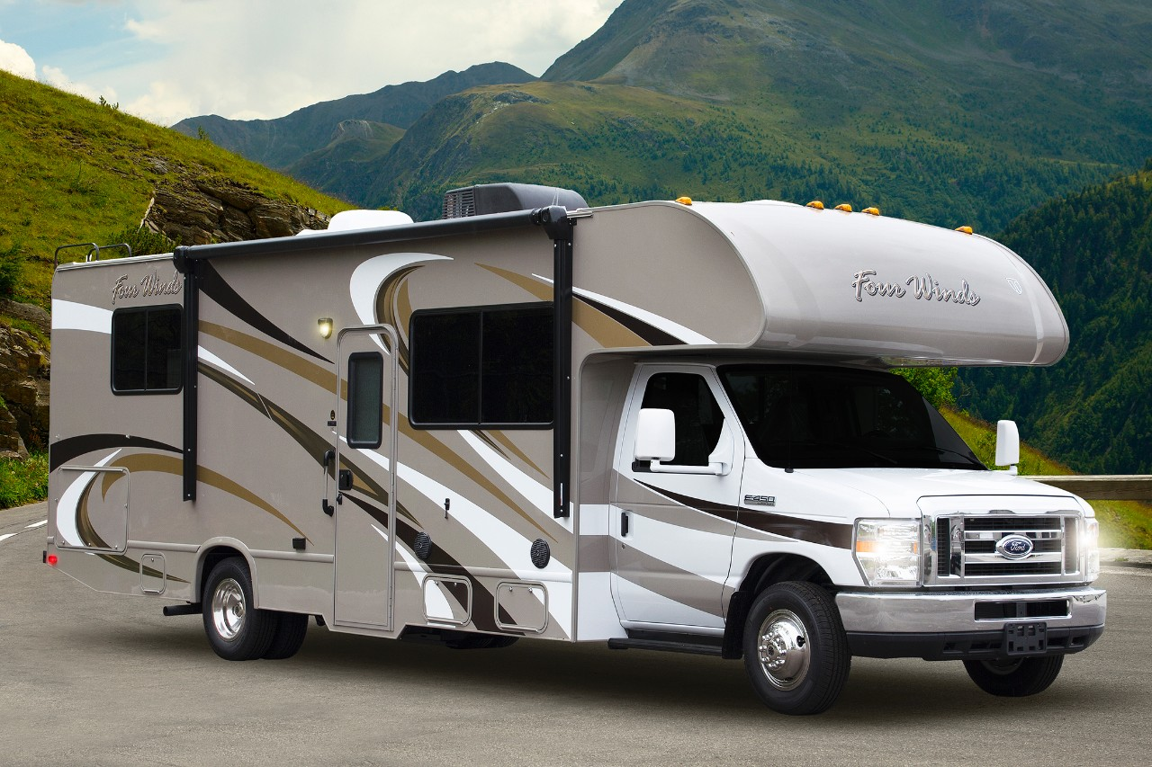 Super Motorhome Sales On The Rise Ford Is The Best Selling Rv Home Interior And Landscaping Ologienasavecom