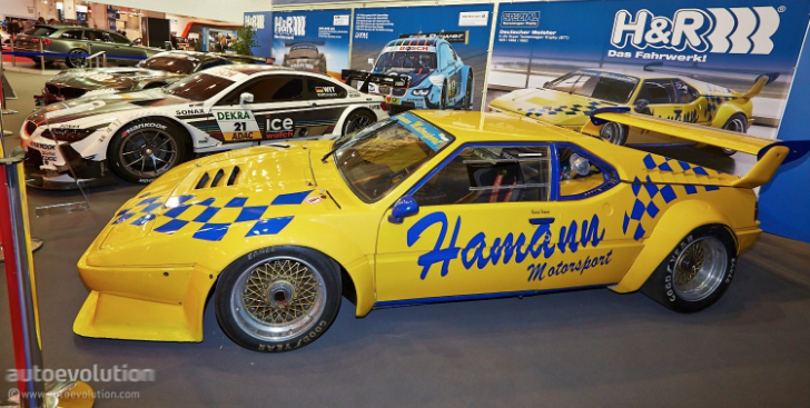Motorsport Collection at Essen Motor Show 2013 Has BMW History on Display [Live Photos]