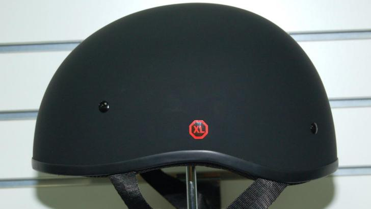 Motovan Corporation Recalls 5-Y.O. Zox Old School Half Helmets