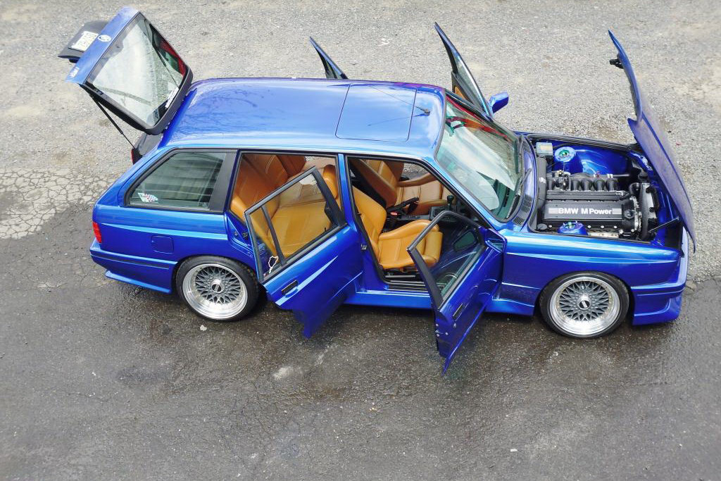 Auto For Sale Ebay: Mouth-Watering BMW E30 M3 Touring Up For Sale On EBay