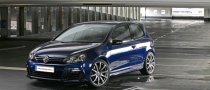 MR Car Design Modifies the Volkswagen Golf R