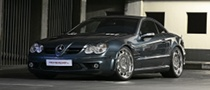 MR Car Design Targets Defunct Mercedes SL 65 AMG