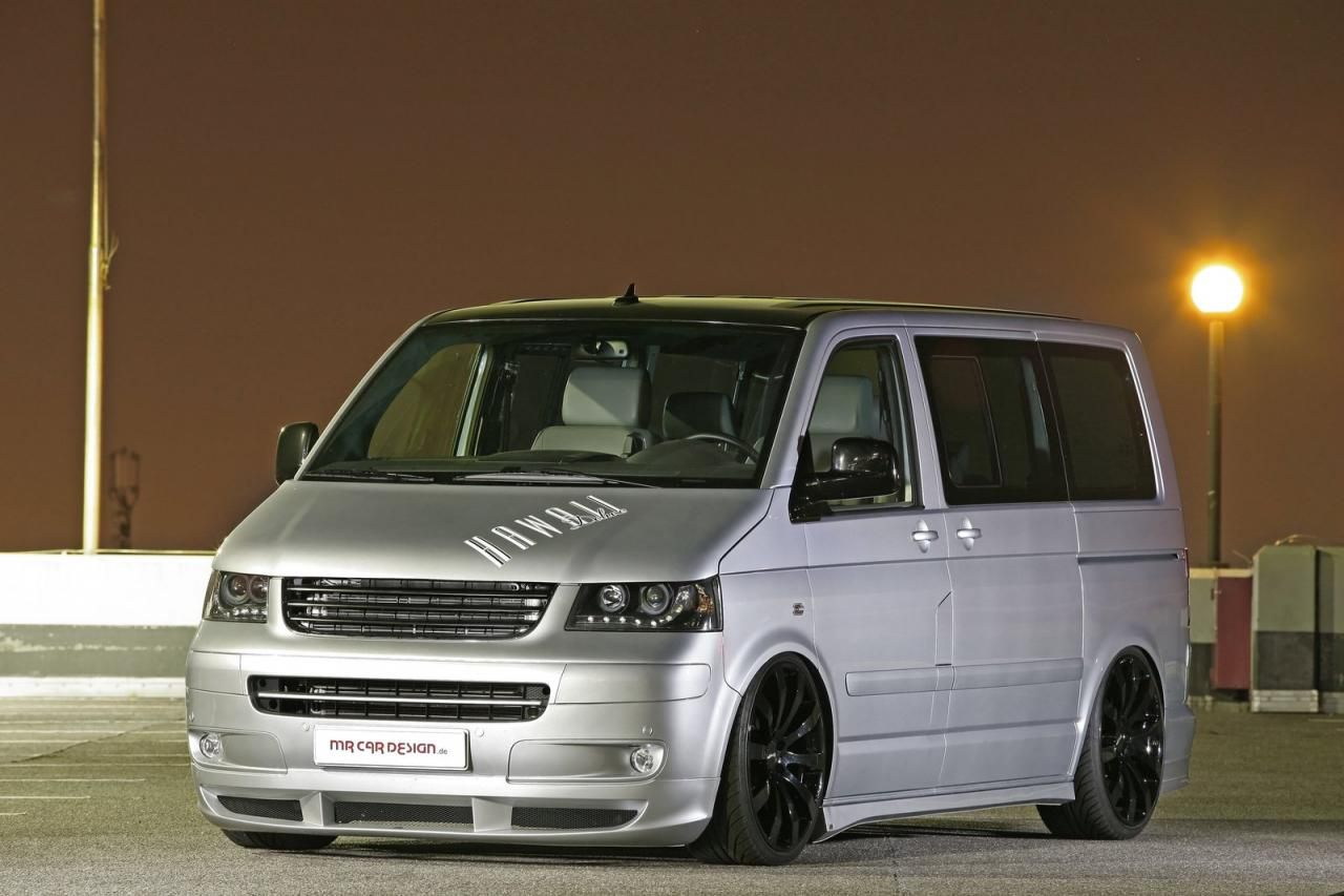 mr car design vw transporter t5 released autoevolution. Black Bedroom Furniture Sets. Home Design Ideas