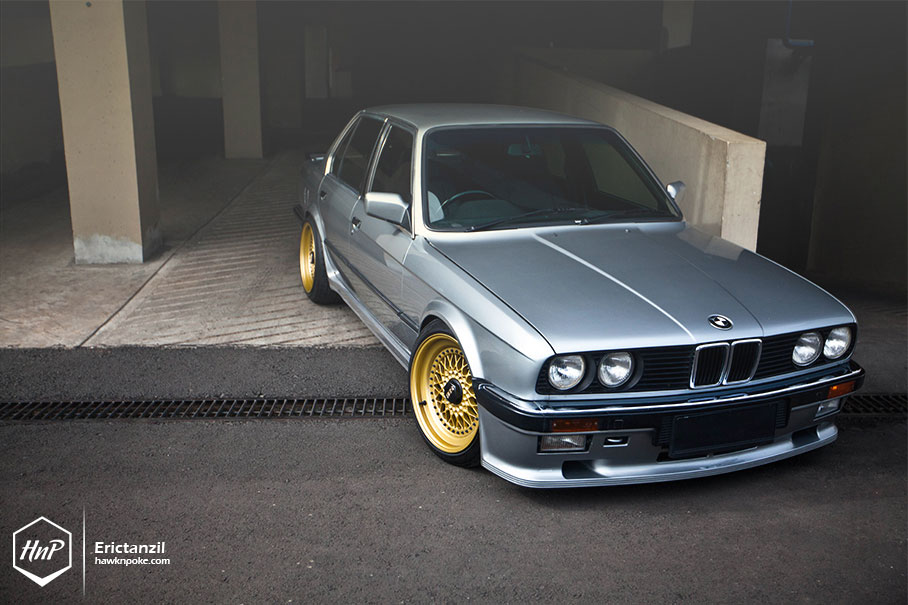 mr rare rims bmw e30 3 series autoevolution. Black Bedroom Furniture Sets. Home Design Ideas