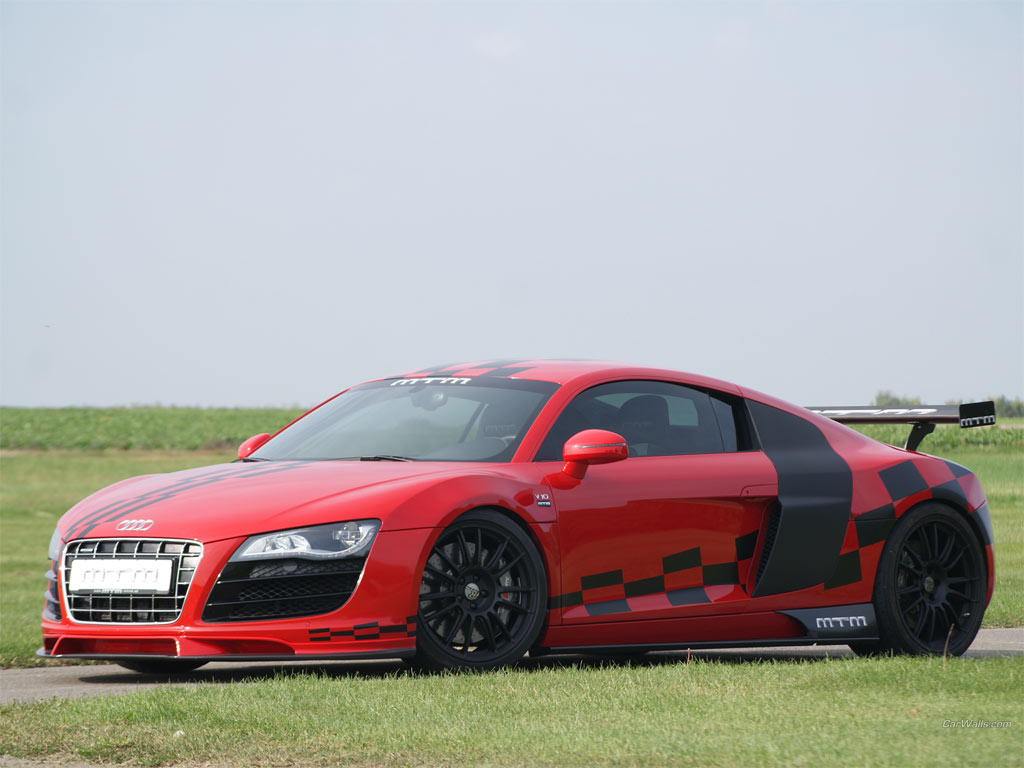 mtm audi r8 v10 coupe and spyder released autoevolution. Black Bedroom Furniture Sets. Home Design Ideas