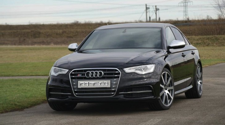 MTM Audi S6 Delivers 555 HP [Photo Gallery]