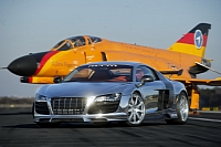 MTM Polished Audi R8 Biturbo