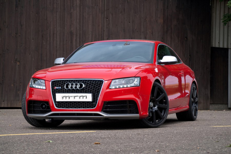 MTM Releases First Audi RS5 Tuning Kit - autoevolution