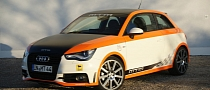 MTM's Audi A1 Hits 201 MPH at Nardo Highspeed Test