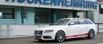 MTM Tuner Boosts Audi S4 by 100 HP