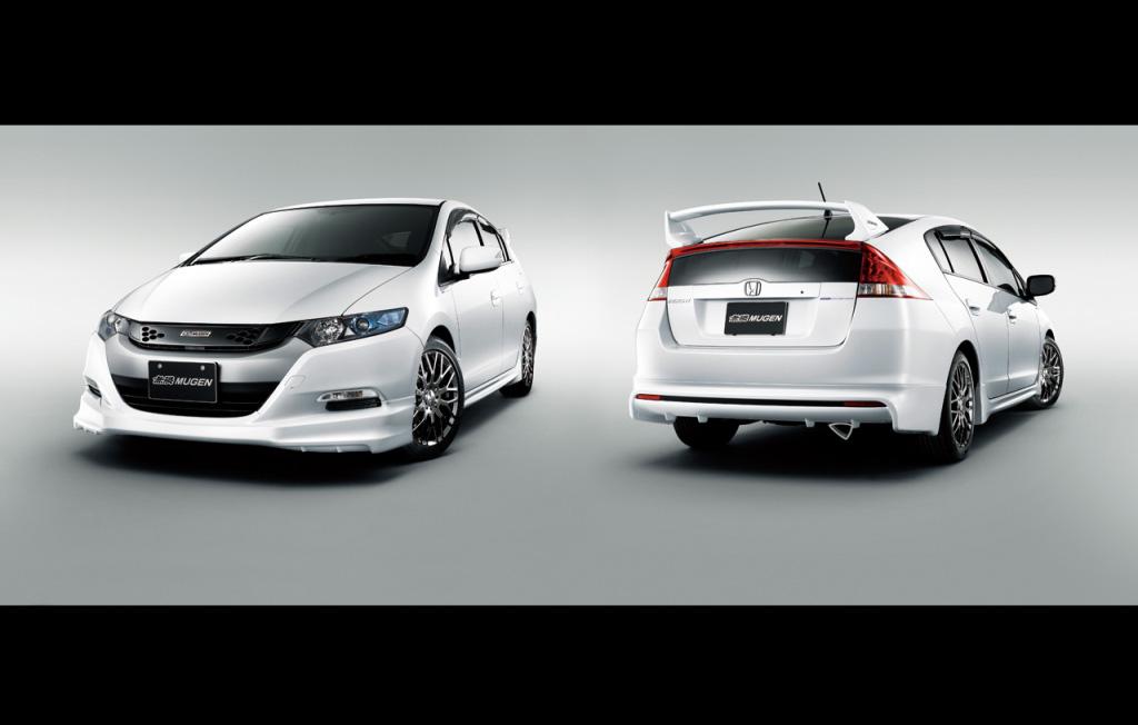 Mugen Honda Insight Hybrid With An Attitude Autoevolution