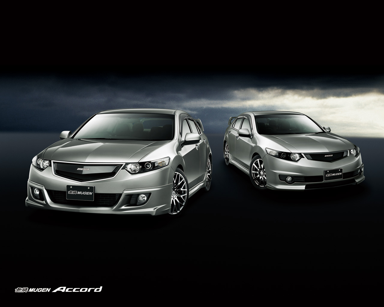 Mugen Presents Body Kit For the New Accord - autoevolution