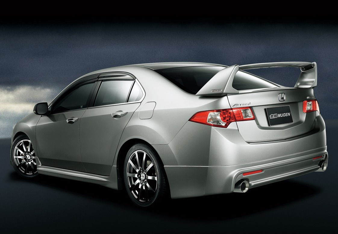 Honda Accord Evolution >> Mugen Presents Body Kit For the New Accord - autoevolution