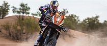 Multiple Dakar Winner Cyril Despres (KTM) Signs with LS2 Helmets