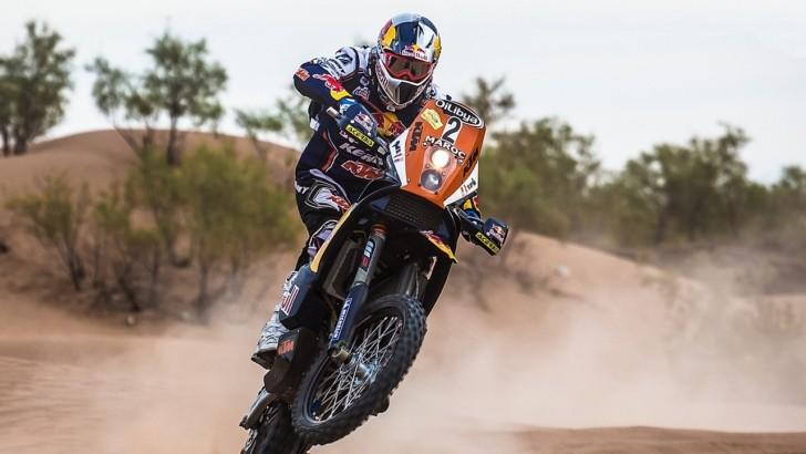 Multiple Dakar Winner Cyril Despres Ktm Signs With Ls2