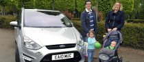 Mumsnet Tests Ford S-Max and Galaxy
