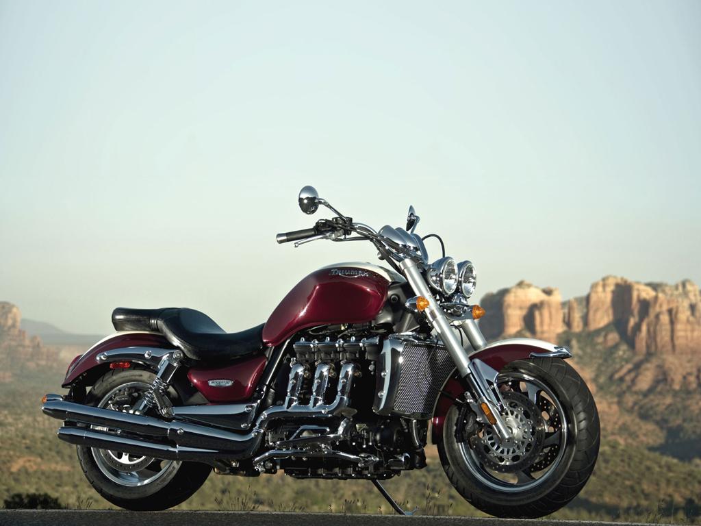 Muscle Bike Trio Ducati Diavel Yamaha Vmax And Triumph Rocket Iii Autoevolution