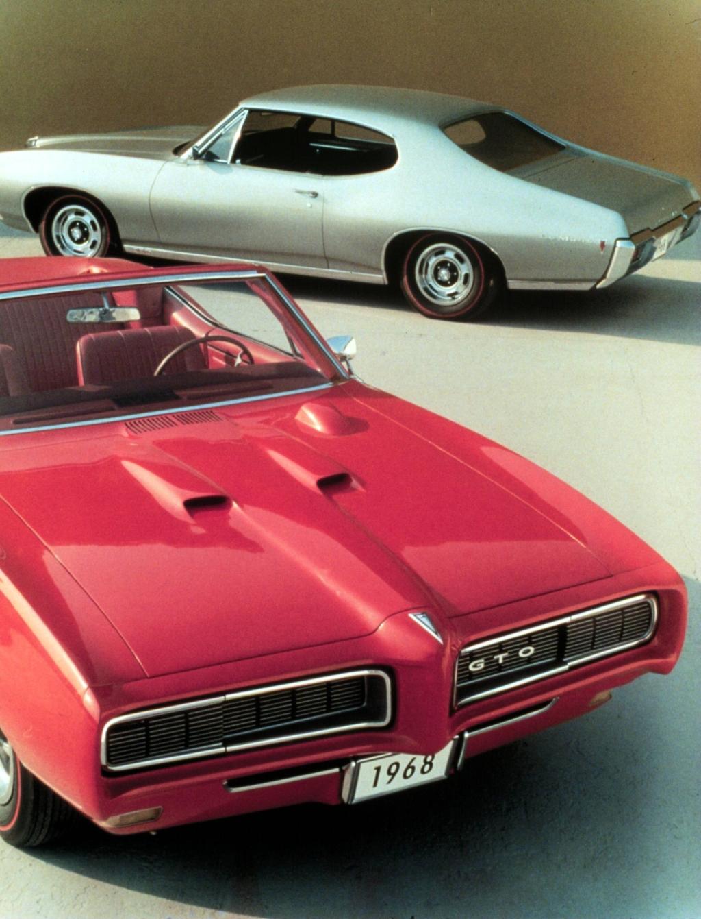 Muscle Cars History: The Pontiac GTO - autoevolution