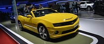 Musclecars at Geneva 2013 [Live Photos]