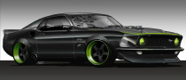 Mustang RTR-X Debuting at 2010 SEMA Show