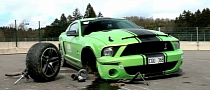 Mustang Shelby GT500 Crashed at Track Event [Video]