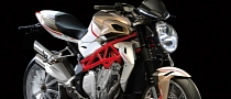 MV Agusta Brutale 1090 RR Wins Golden Bike Award