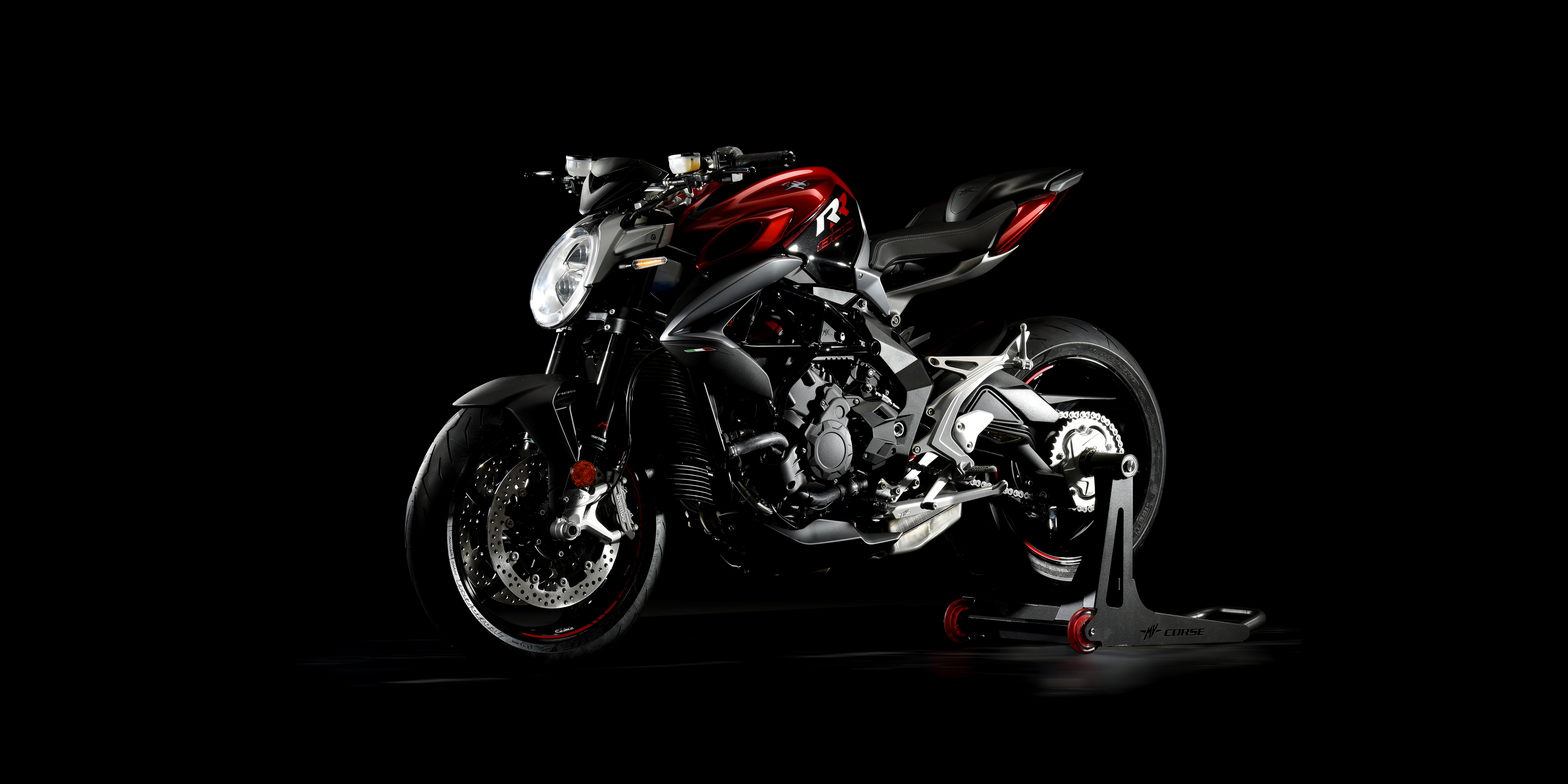 mv agusta brutale 800 rr updated for 2017 at eicma autoevolution. Black Bedroom Furniture Sets. Home Design Ideas