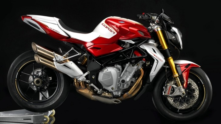 MV Agusta Brutale Corsa Revealed