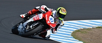 MV Agusta Happy with the New F3 675 Despite Retiring in the Phillip Island WSS Race