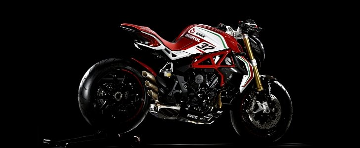 Buy Junk Cars Seattle >> MV Agusta Limited Edition Dragster RC Hits U.S. Dealerships - autoevolution