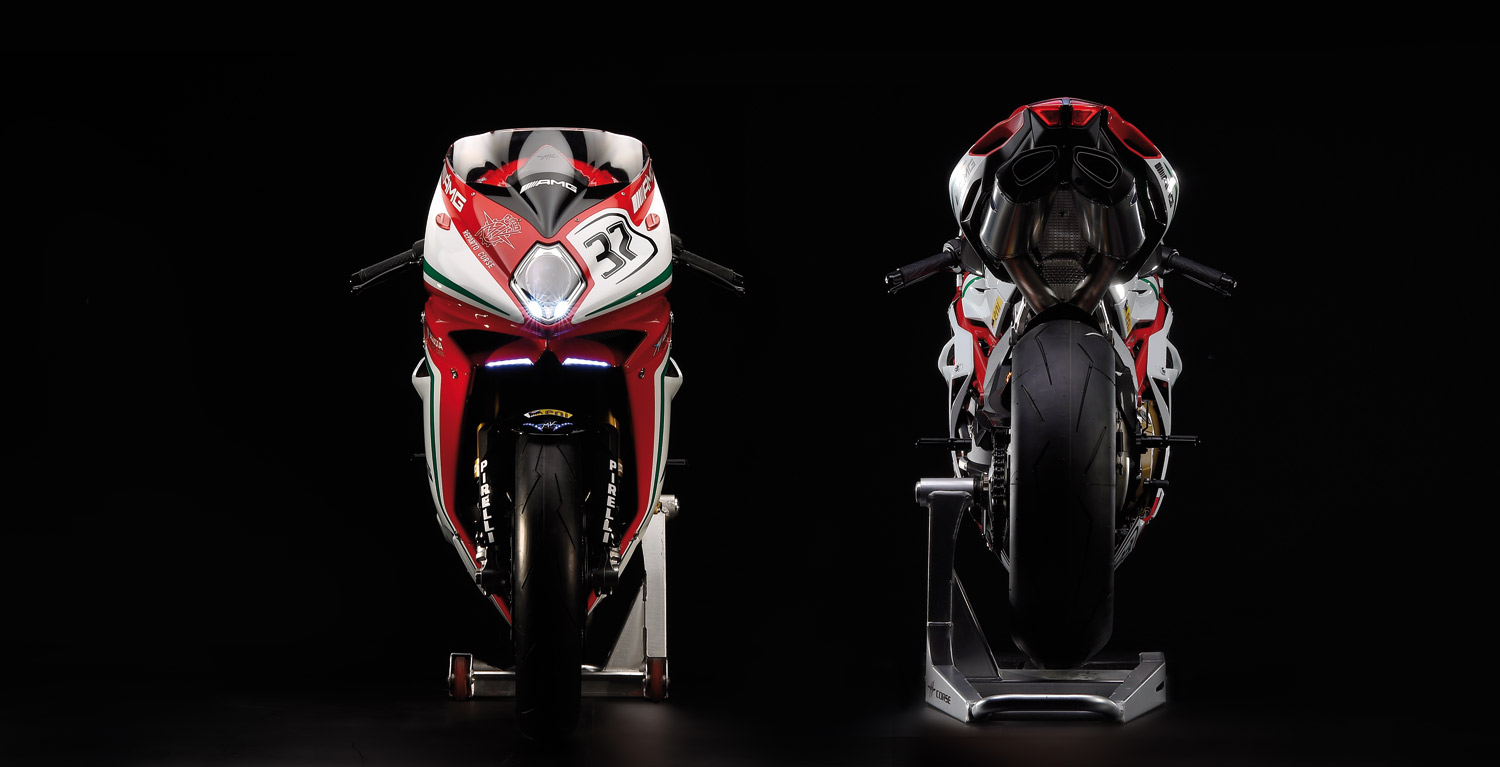 MV Agusta Rumored to Work on All-New In-Line 4 Bike Generation, No
