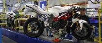 MV Agusta Starts Building First F4 RR Units