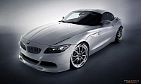 BMW Z4 'White Flame'