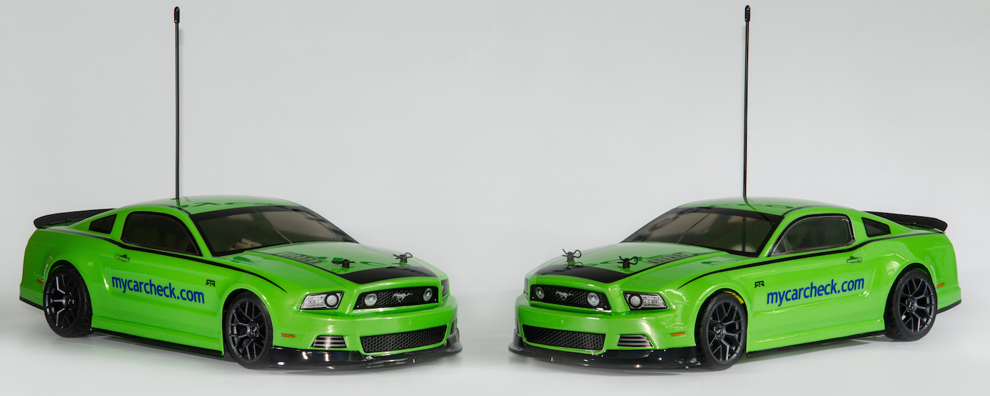 My Car Check Website Is Giving Away Five Green Mustang RC Cars and ...