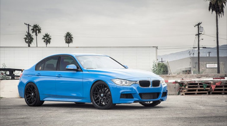 Design Your Own Car >> N4S Motorsports Presents: Project Smurf BMW F30 328i - autoevolution