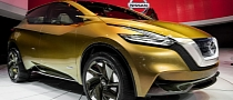 2013 NAIAS: Nissan Resonance Crossover Concept [Live Photos]