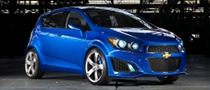 NAIAS Preview: Chevrolet Aveo RS Unleashed