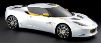 """Naomi for Haiti"" Lotus Evora Sports Cars Up for Grabs"