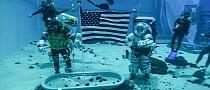 NASA Begins Moonwalk Training for Artemis Lunar Missions