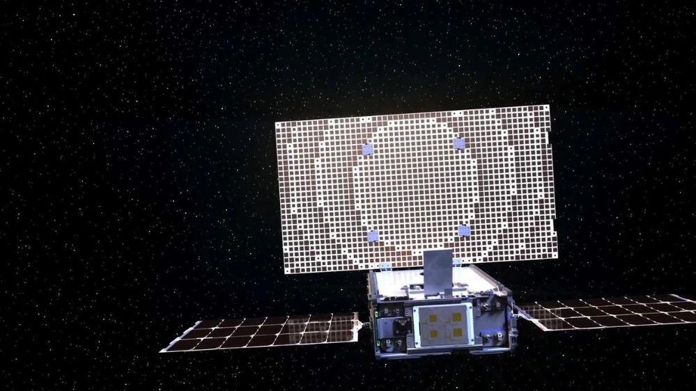 NASA's Twin CubeSats Heading Towards Mars