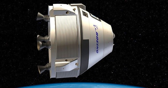 NASA replaces astronaut on Boeing's 1st crew launch