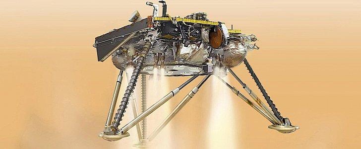 mars landing plan - photo #7