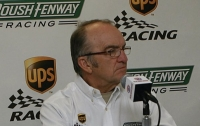 Roush Fenway owner Jack Roush