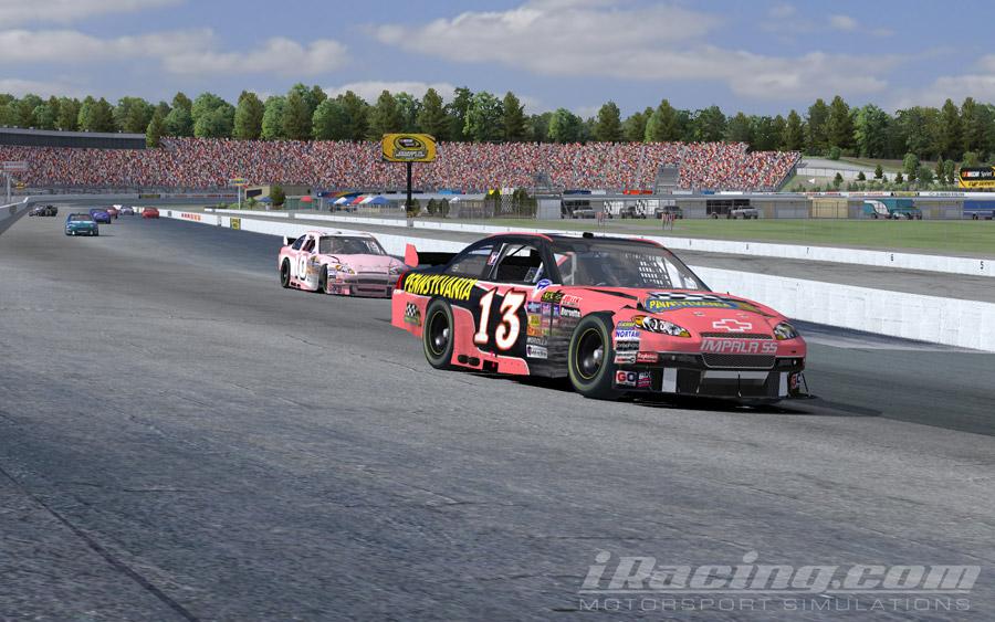 NASCAR iRacing com Series for PC Begins - autoevolution