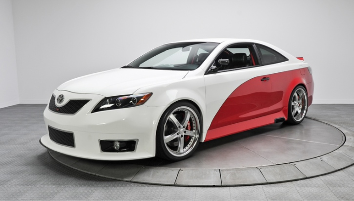 NASCAR-powered Camry Coupe Is the Meanest Toyota You Can ...